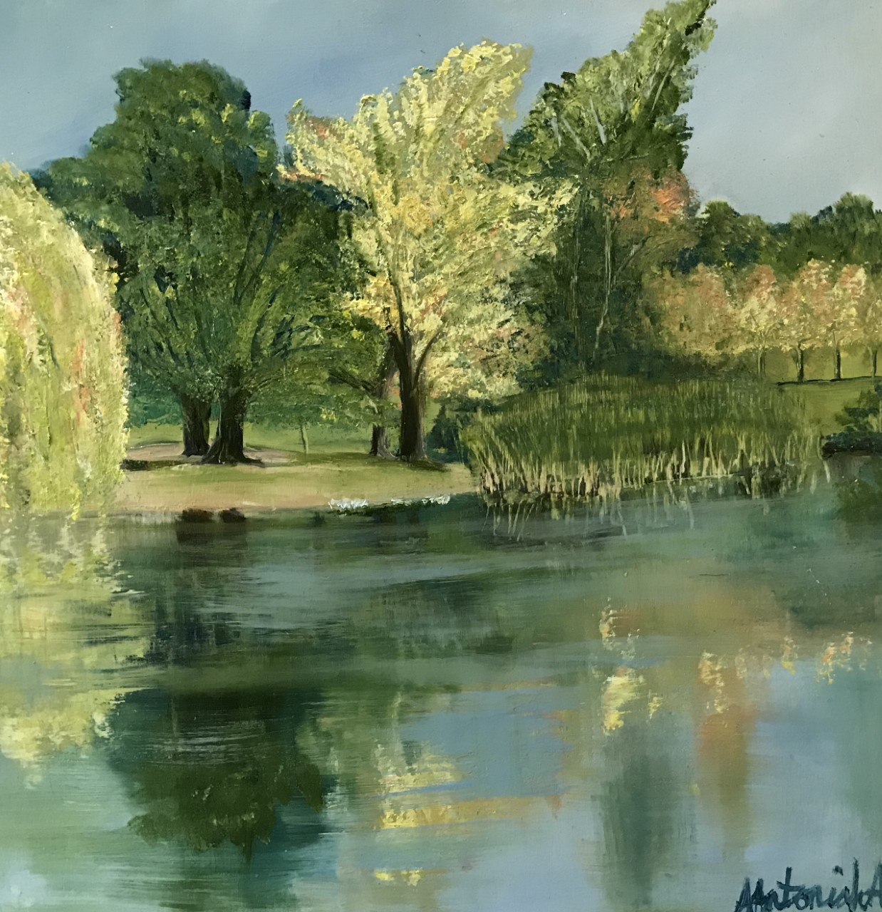 The Lake at Priory Park, (sorry, now SOLD)