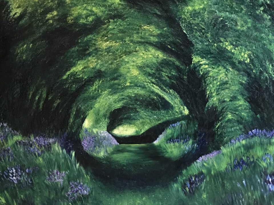Bluebell Tunnel 2