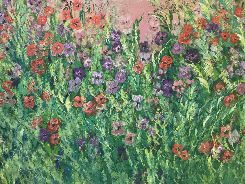 Lost in the Flowers, SOLD