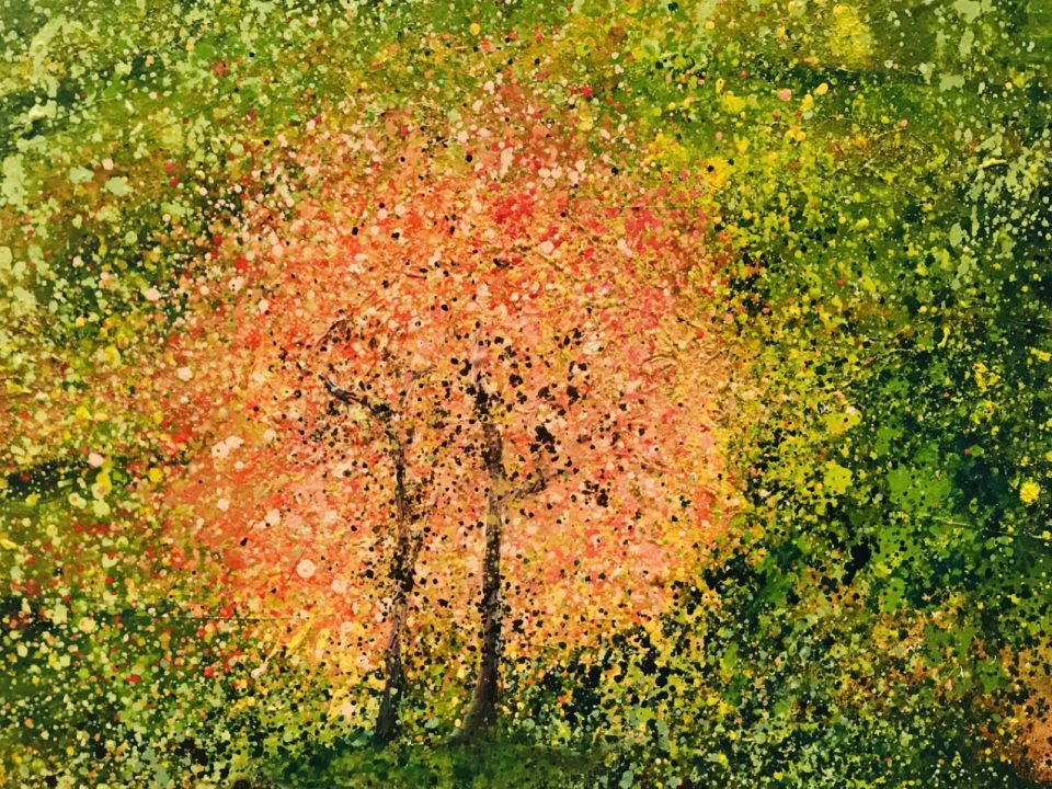 October Tree, £65, SOLD
