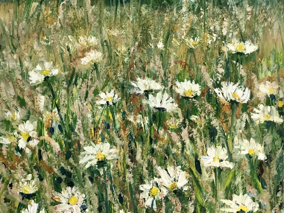 Wild Daisies (SOLD)