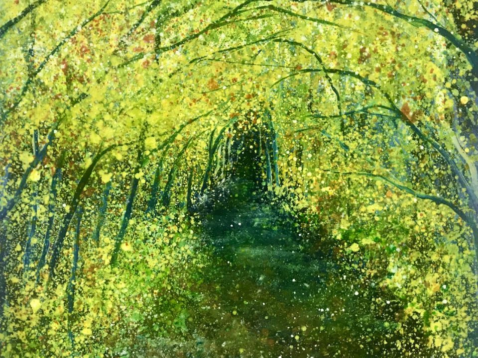 Autumn Tunnel, £90
