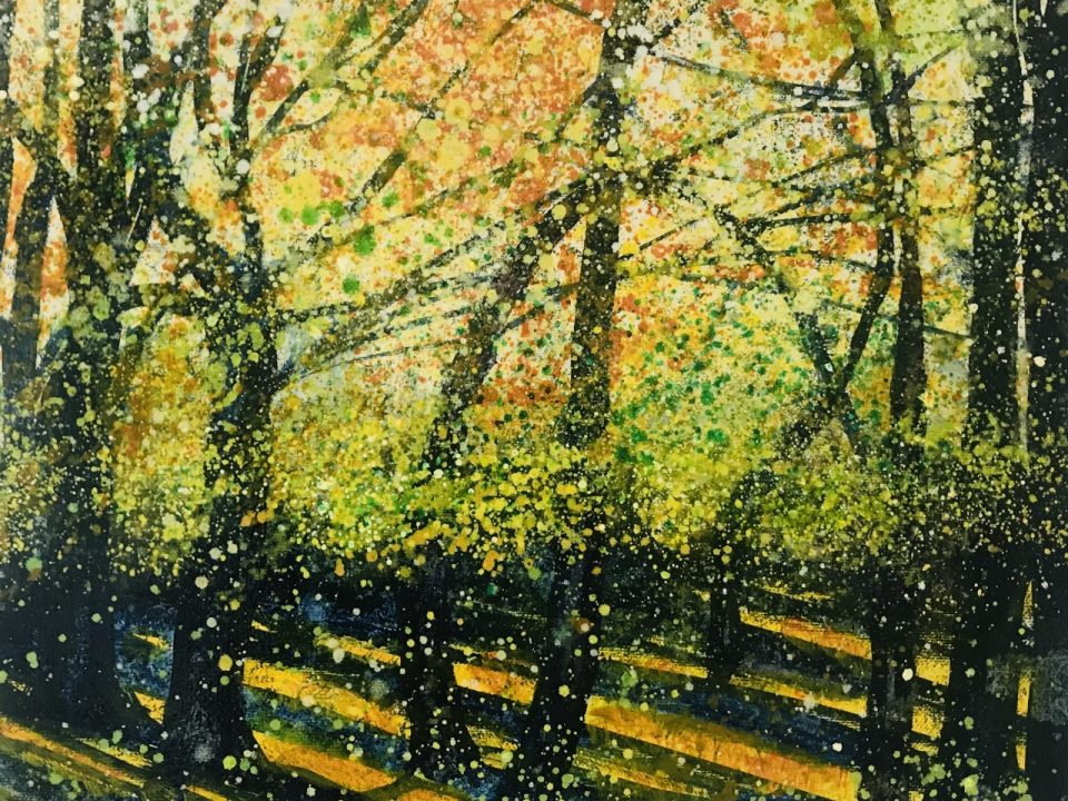 Wild Autumn, (SOLD)