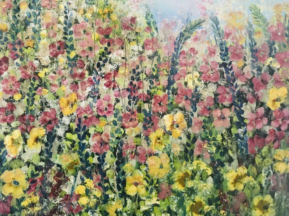 Wild Flowers, £70